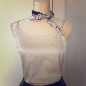 Eileen Fisher silk camisole top